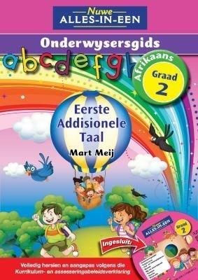 Picture of Nuwe alles-in-een Afrikaans : Gr 2: Onderwysersgids + CD : Eerste addisionele taal