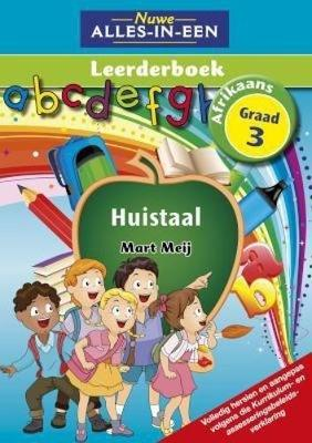 Picture of Nuwe alles-in-een huistaal: Graad 3: Leerderboek
