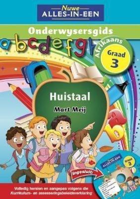 Picture of Nuwe alles-in-een huistaal: Graad 3: Onderwysersgids