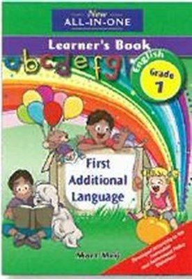Picture of New all-in-one English : Gr 1: Learner's book : First additional language