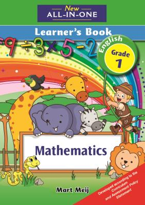 Picture of New all-in-one mathematics : Gr 1: Learner's book