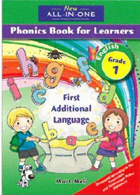 New all-in-onephonics : Gr 1: Learner's book : First additional language