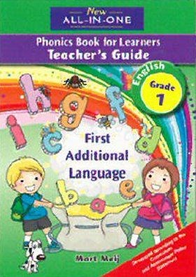 New all-in-one English phonics : Gr 1: Learner's book : First additional language