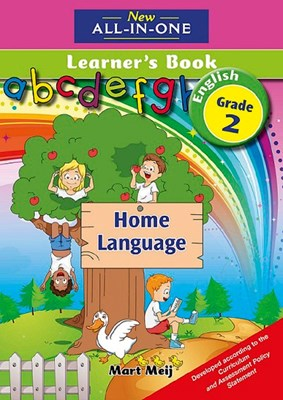 Picture of New all-in-one English : Gr 2: Learner's book : Home language