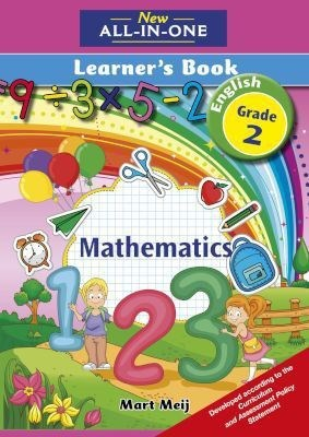 Picture of New all-in-one mathematics : Gr 2: Learner's book