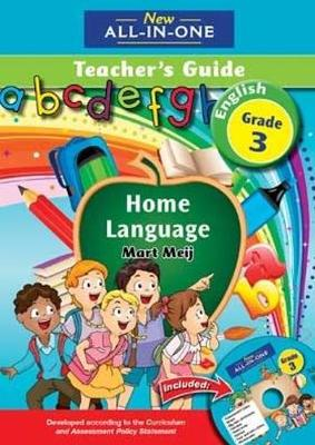 Picture of New all-in-one home language : Grade 3: Teacher's guide