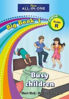 Picture of All-in-one: Busy children : Big book 1 : Grade R
