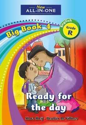 Picture of All-in-one: Let's go! let's go! : Big book 4 : Grade R