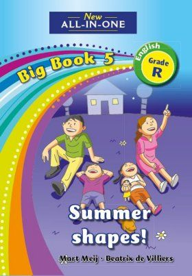 Picture of All-in-one: Summer shapes! : Big book 5 : Grade R