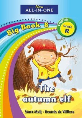 Picture of All-in-one: The autumn elf : Big book 8 : Grade R