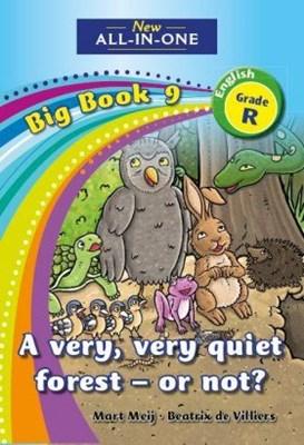 Picture of All-in-one: A very, very quiet forest : Big book 9 : Grade R