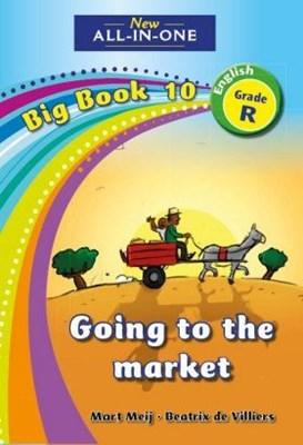 Picture of All-in-one: Going to the market : Big book 10 : Grade R