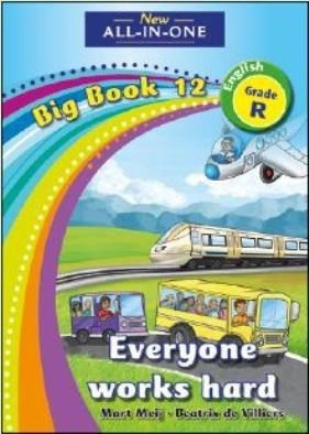 Picture of All-in-one: Everybody works : Big book 12 : Grade R