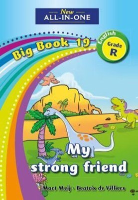Picture of All-in-one: My very strong friend : Big book 19 : Grade R