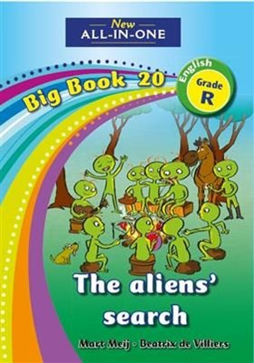Picture of All-in-one: The astronaut's search : Big book 20 : Grade R