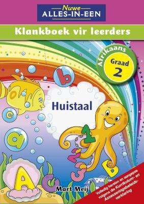 Picture of Nuwe alles-in-een klankboek vir leerders : Gr 2: Leerderboek : Huistaal