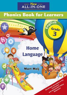 Picture of New all-in-one English phonics : Gr 3: Learner's book : Home language