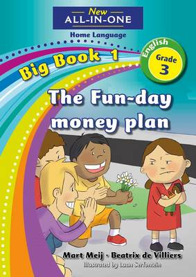 Picture of All-in-one: The Fun-Day money plan : Big book 1 : Grade 3 : Home Language