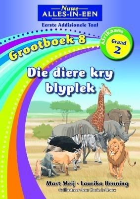 Picture of All-in-one: The animalsgethomes : Bigbook8 : Grade2 : First additional language