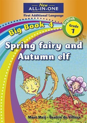All-in-one: Spring fairy and Autumn elf : Big book 4 : Grade 1