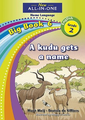 Picture of A kudu gets a name