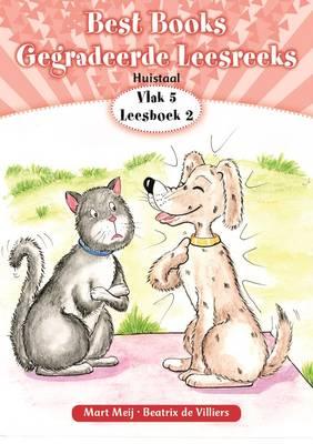 Picture of BestBooksgegradeerdeleesreeks: Vlak1Boek2: Gr 2: Leesboek : Huistaal