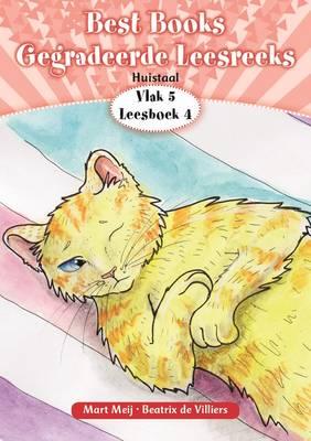 BestBooksgegradeerdeleesreeks: Vlak1Boek4: Gr 2: Leesboek : Huistaal