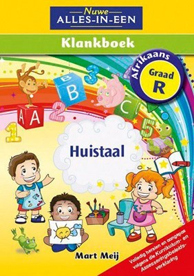Picture of Nuwe alles-in-een klankboek