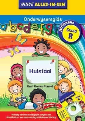 Picture of Nuwe alles-in-een klankboek: Gr R: Onderwysersgids + CD