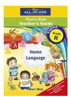 New All-In-One: Phonics : Grade R: Teacher's guide & CD