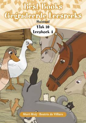 Picture of Best Books gegradeerde leesreeks: Vlak 10 Boek 4: Gr 3: Leesboek : Huistaal