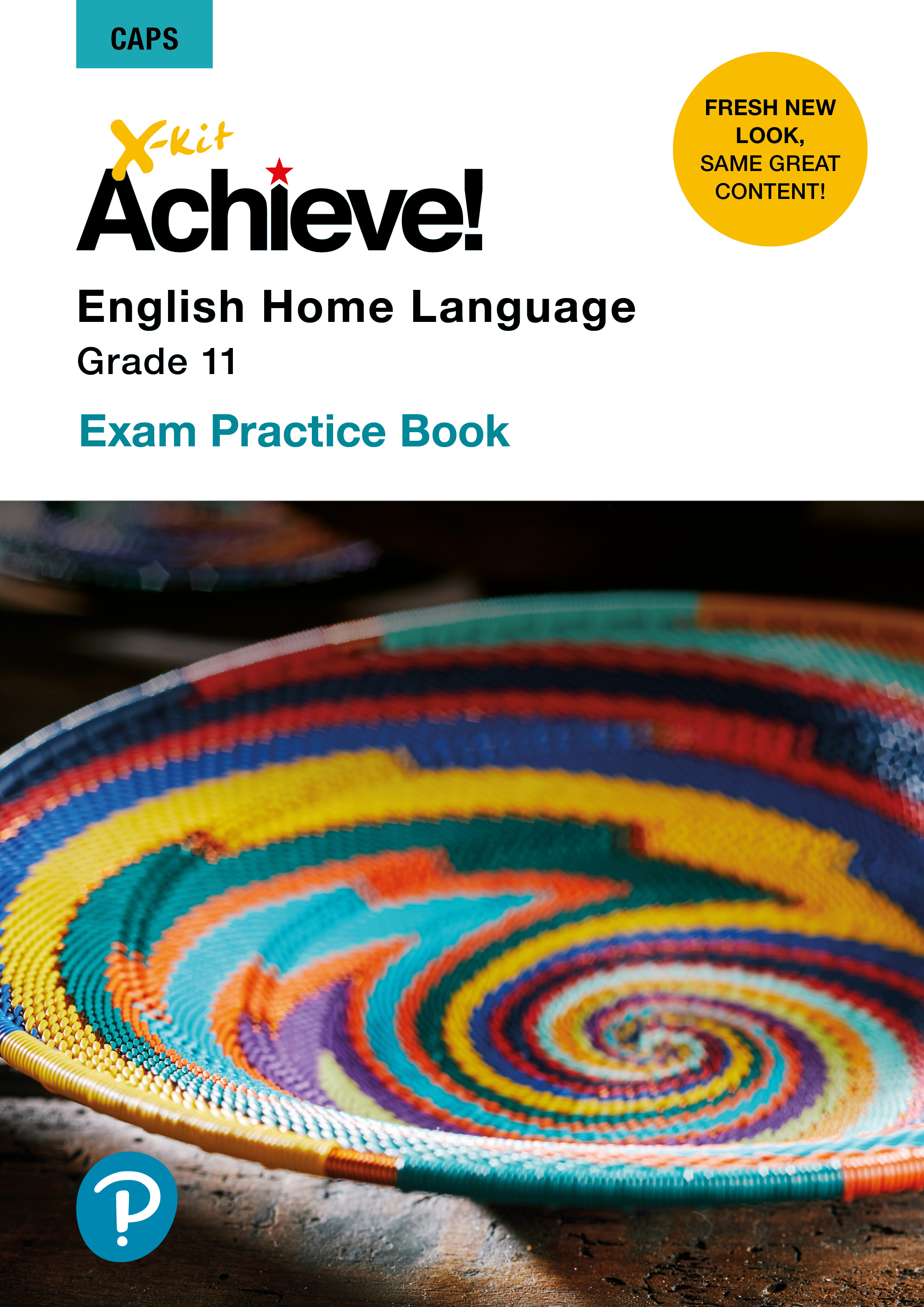 Picture of X-Kit Achieve! English Home Language : Grade 11 : Exam Practice Book
