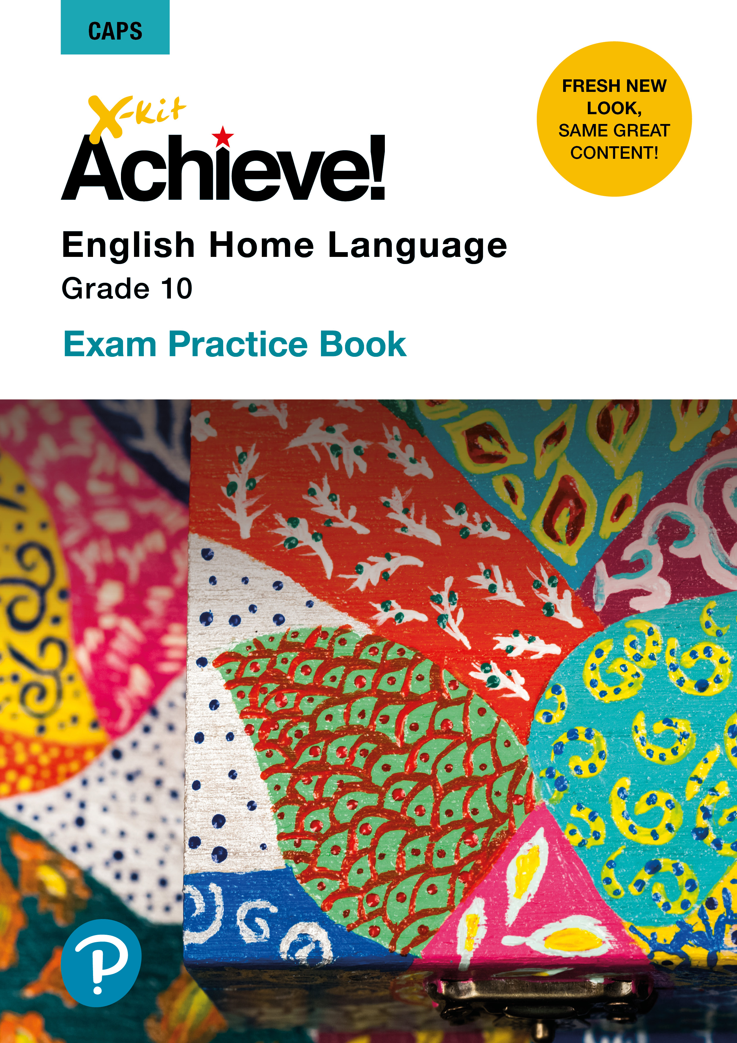 Picture of X-Kit Achieve! English Home Language : Grade 10 : Exam Practice Book