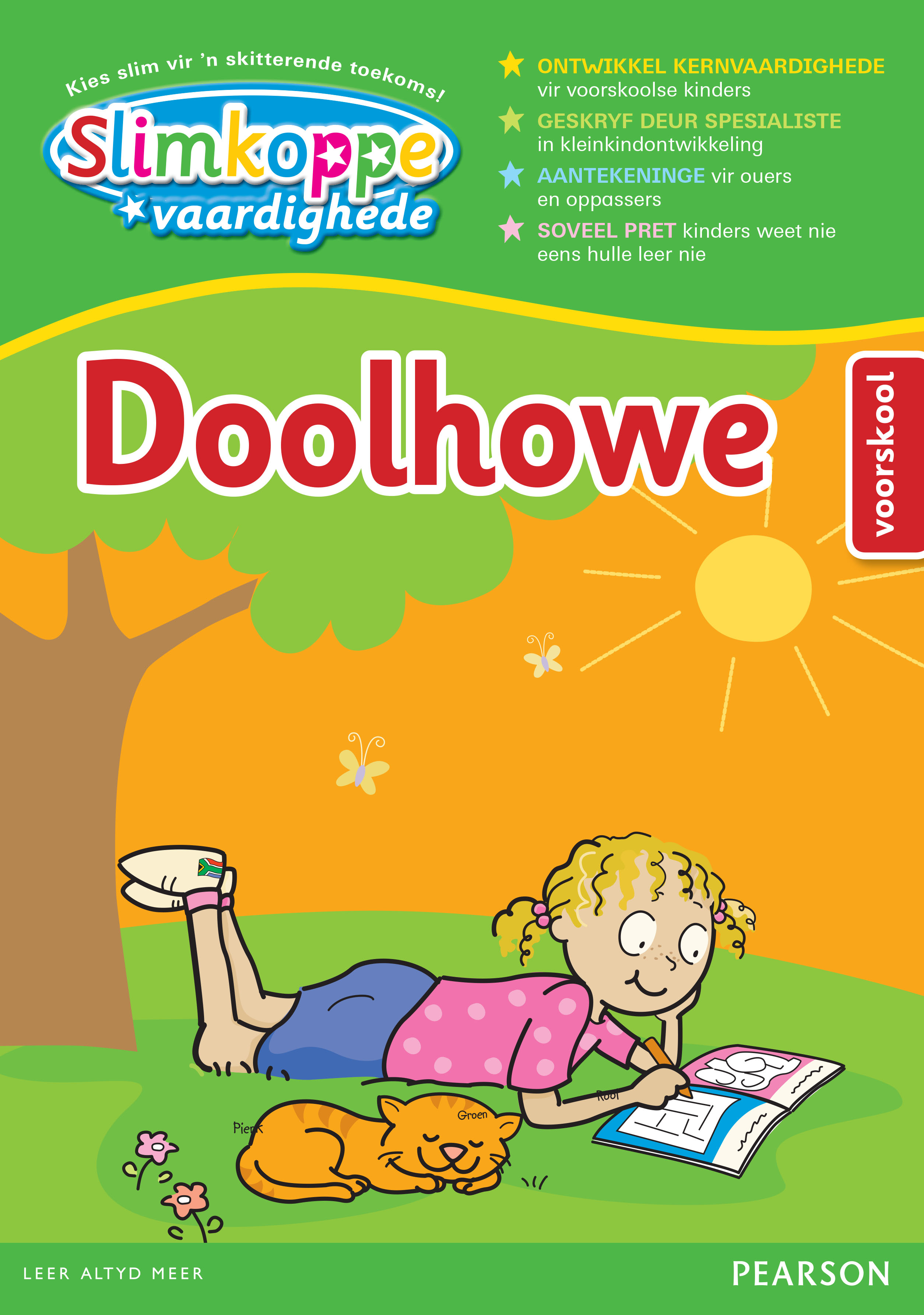 Picture of Slimkoppe Vaardighede: Doolhowe: Preschool