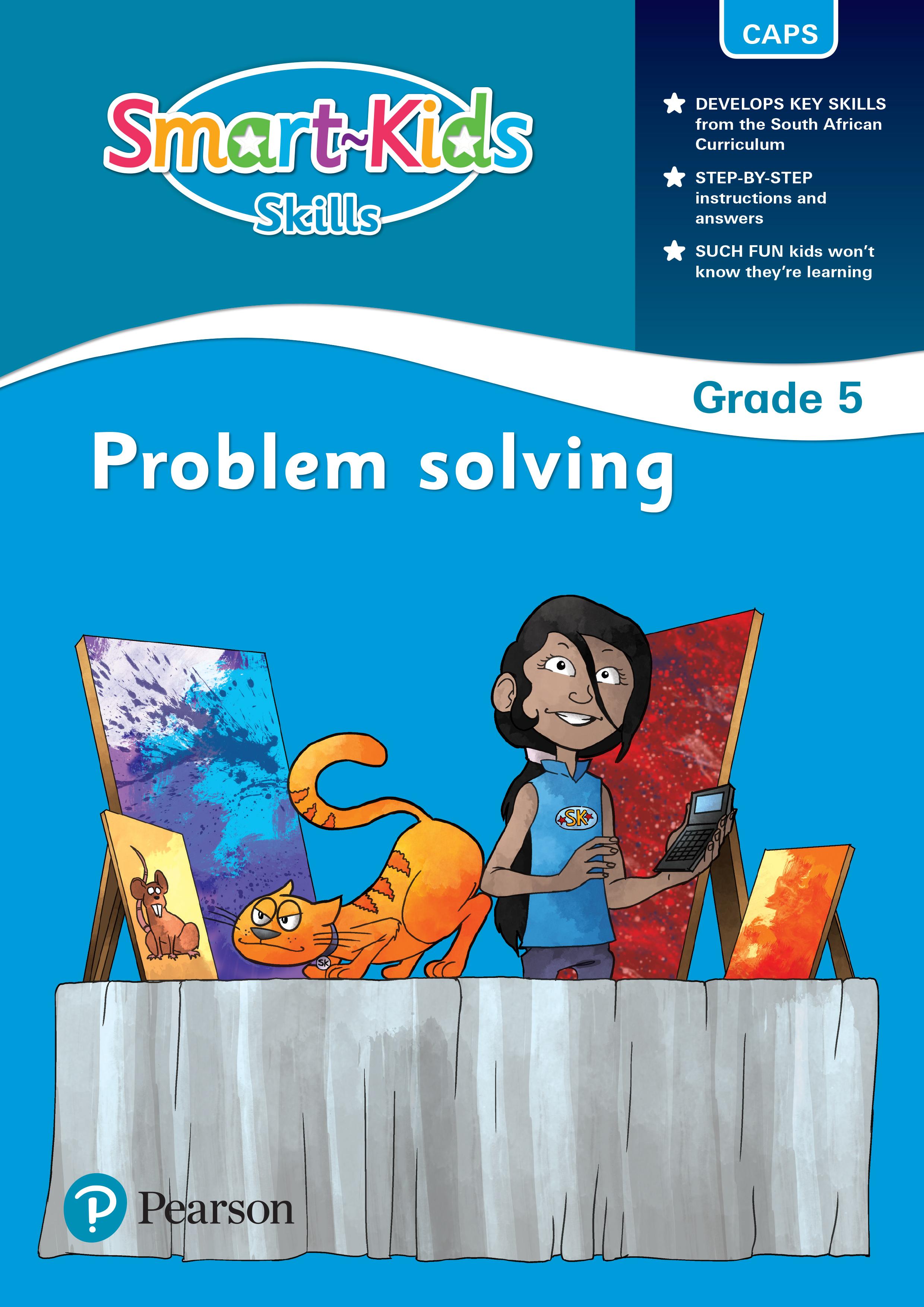 Picture of Smart-Kids Skills: Problem solving : Grade 5