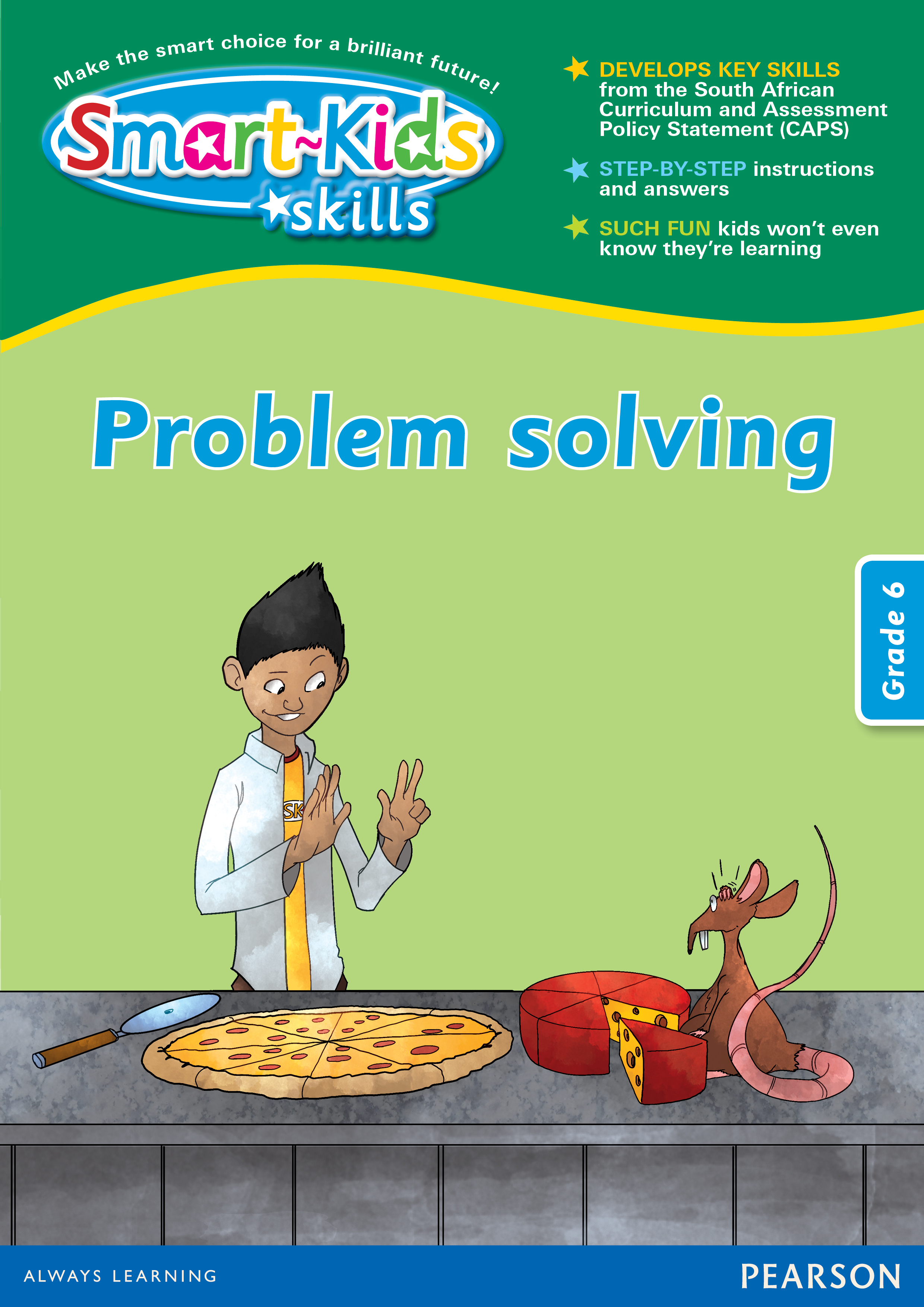 Picture of Smart-Kids Skills: Problem solving: Grade 6