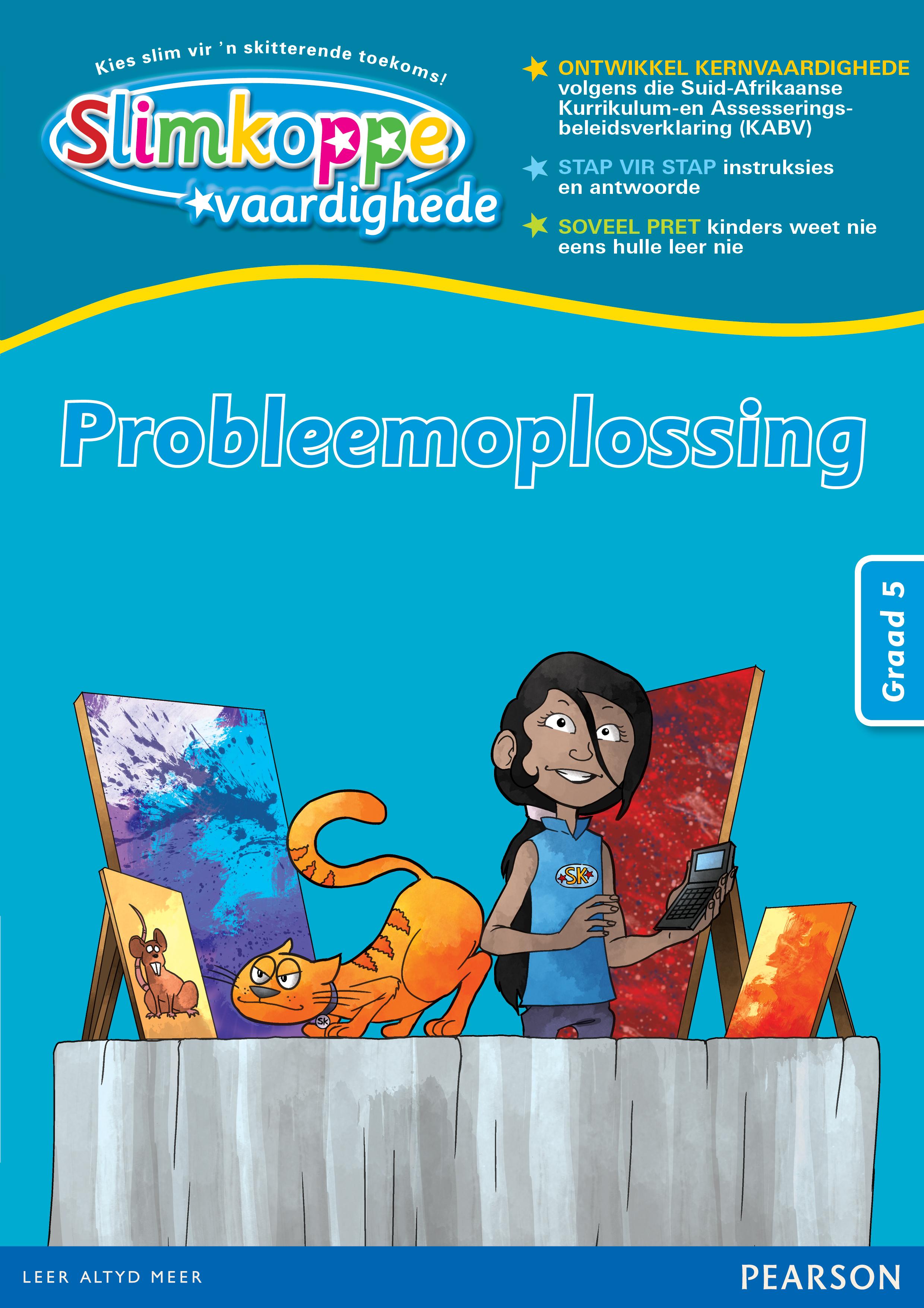 Picture of Slimkoppe Vaardighede: Probleemoplossing : Grade 5