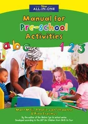 Picture of New all-in-one manual for pre-school activities