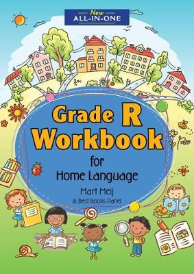 Picture of New all-in-one for home language : Grade R: Workbook