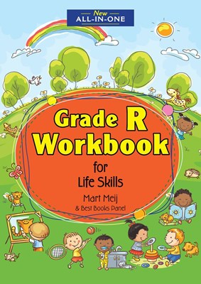 Picture of New all-in-one for life skills : Grade R: Workbook