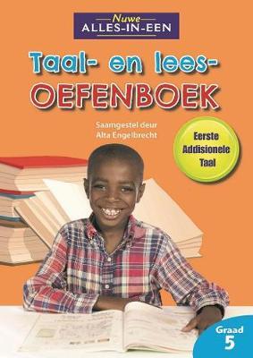 Picture of Nuwe alles-in-een: Taal en leesoefenboek vir eerste addisionele taal : Graad 5