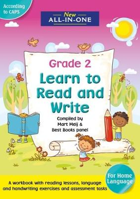 Picture of New all-in-one learn to read and write for grade 2 : Grade 2 : A home language workbook