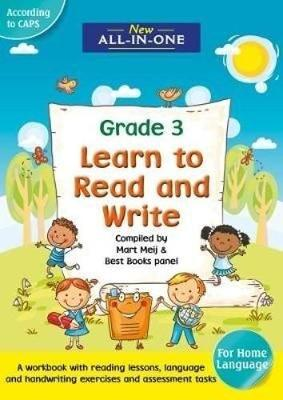Picture of New all-in-one learn to read and write for grade 3 : Grade 3 : A home language workbook