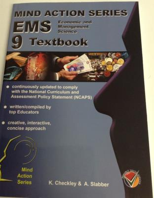 Picture of EMS Textbook NCAPS (2016): Grade 9