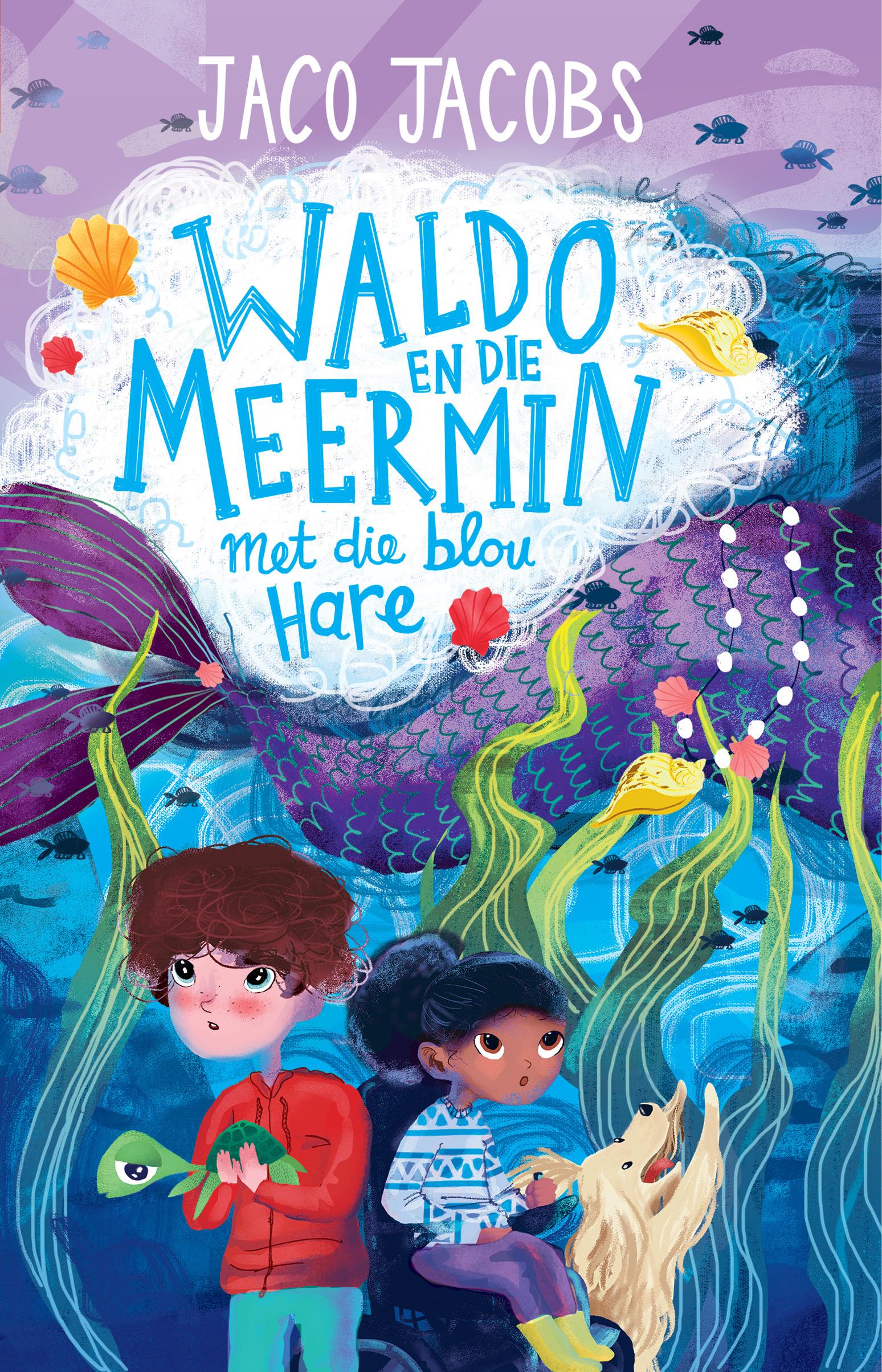 Waldo en die Meermin met die Blou Hare