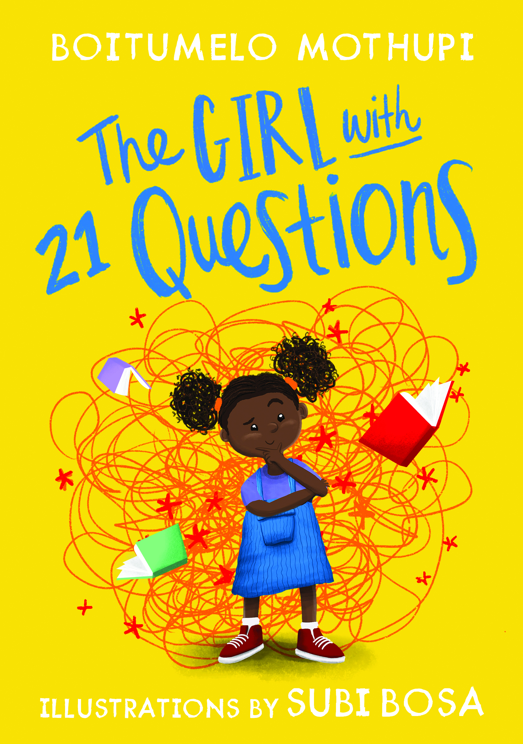 The Girl with 21 Questions