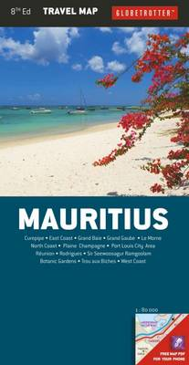 Picture of Mauritius Travel Map