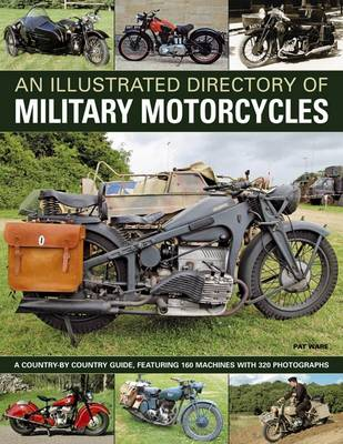 Picture of Illustrated Directory of Military Motorcycles