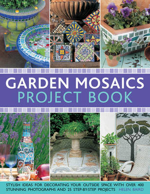 Picture of Garden Mosaics Project Book