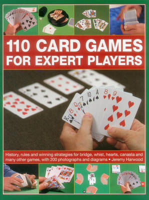 Picture of 110 Card Games for Expert Players
